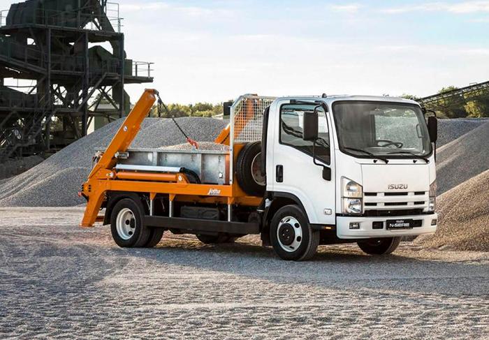 Nou Isuzu Truck Q95